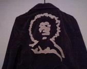 Jimi Hendrix Corduory Jacket