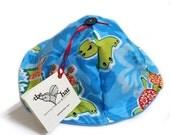 Infant Summer Sun Hat - Swimmin' Gator