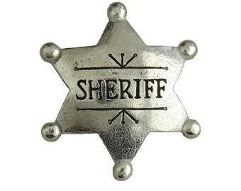 Sheriff Button