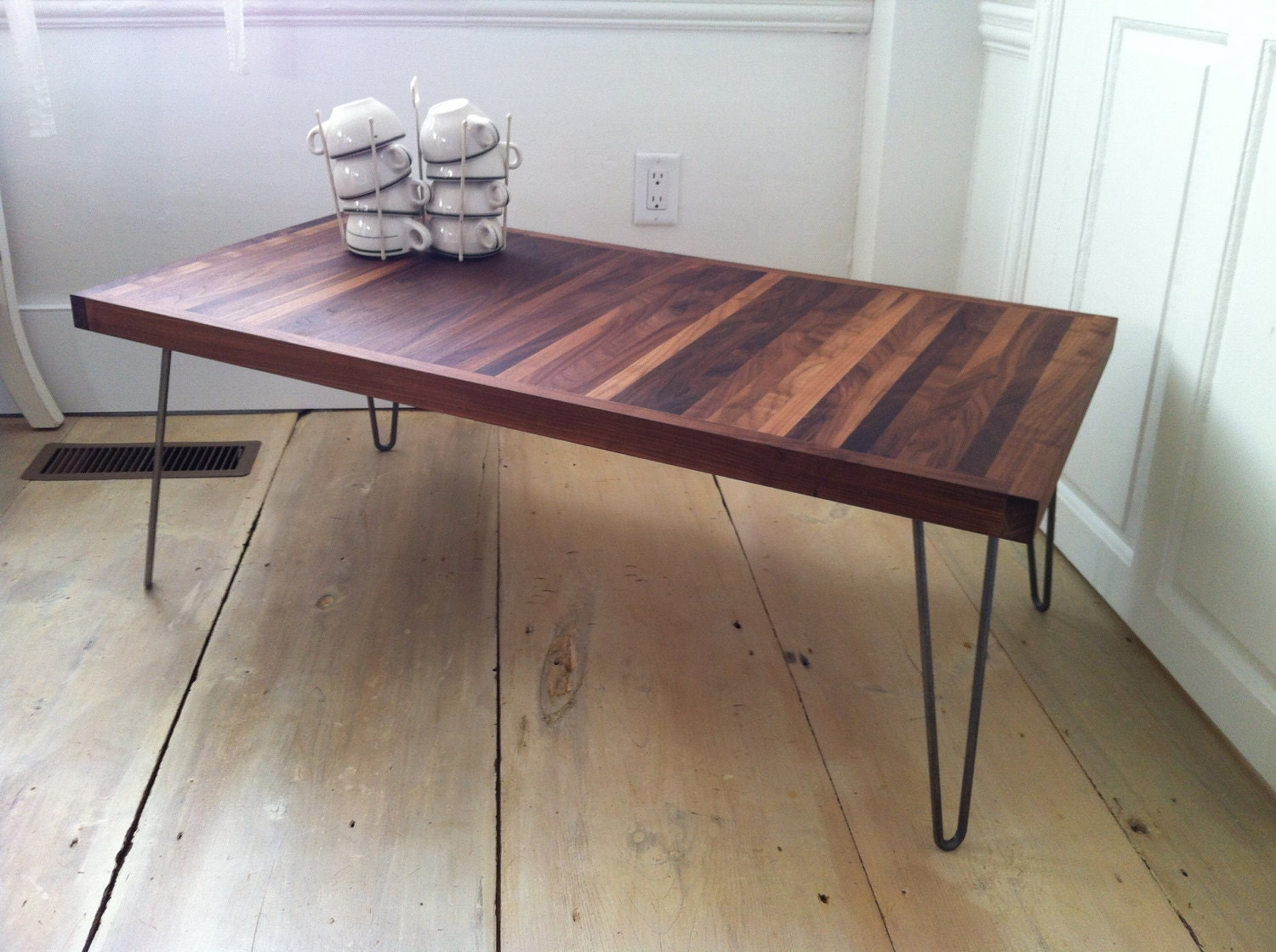 For Ruby Standard Coffee Table 17 Height 24 By 48 By