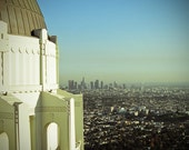 Los Angeles, California - Griffith Observatory - 8x10 photograph print - Fine Art Photography - landscape - Home & office decor