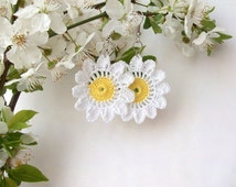 Crocheted  Earrings-summer-Please select the number of earring.