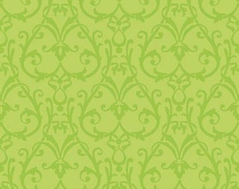 Piccadilly Circle Peppermint Twist by Northcott Fabrics 2757-71 1 yard NEW