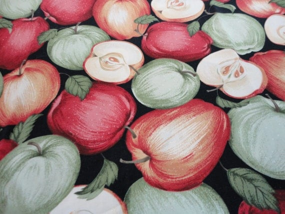 Nature by Timeless Treasures 2.5 yards Apples
