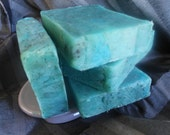 Release the Kraken Hand-Made Ocean Exfoliating Bar Soap for Man by T.O.O.T.S Shop
