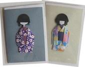 Kawaii Couple Notecards 04