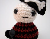 Pirate with Hat and Sword PATTERN at Absolutely Darling Crochet