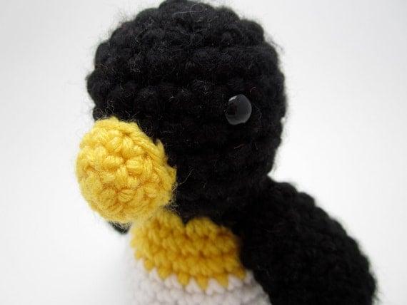 Penguin Amigurumi at Absolutely Darling Crochet