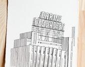 Farine Five Roses Original Illustration