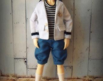 MSD / Navy ( Boy )