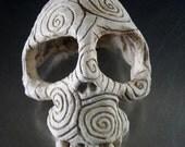 Paddy - ceramic skull