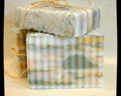Handmade Soap with a Fluffy scent
