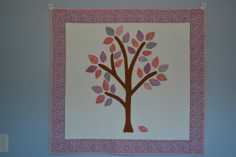 Christmas Tree Applique Pattern