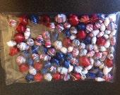 Philidelphia Phillies Custom 100 Beads
