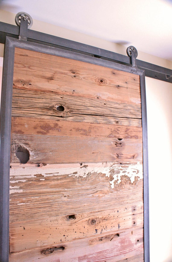 Like this item? - Barn Doors In Reclaimed Wood Tracks Included
