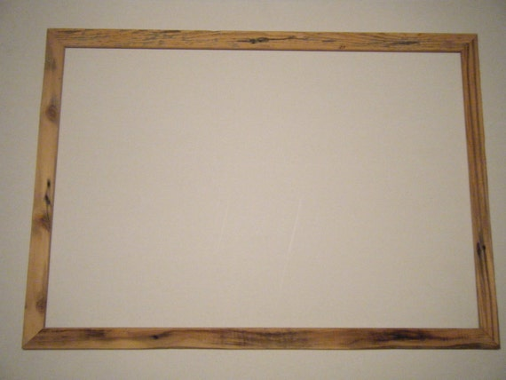 Barn wood plcture frame (Large)