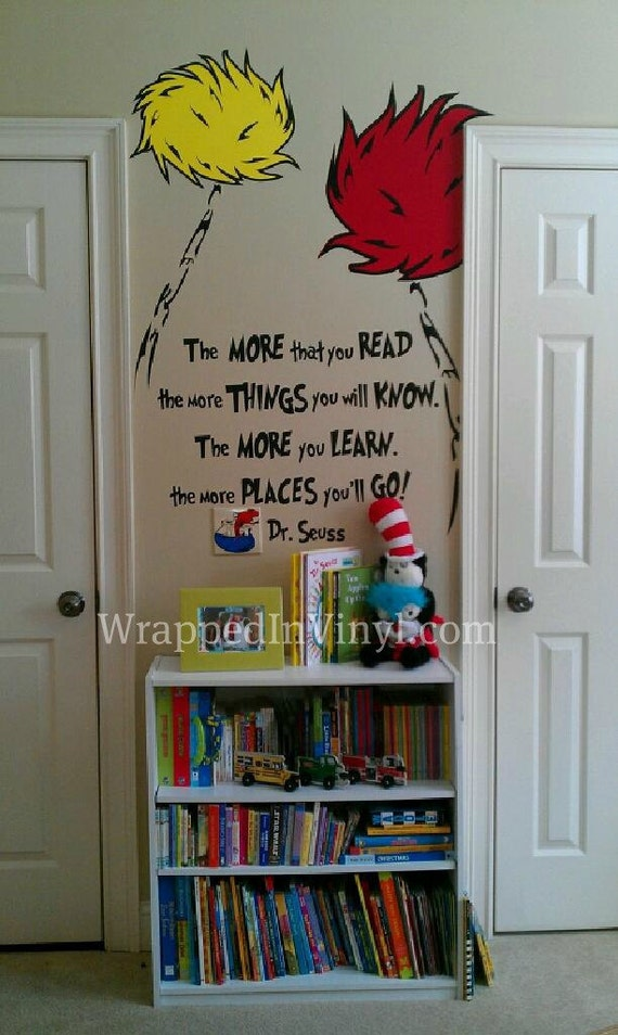 Dr Seuss Baby Room Accessories