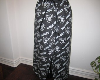 Raiders Knock About Pants