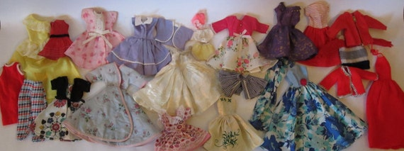 1950s Barbie Doll Clothes