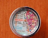 Drawer Knob - Customized with your special city.