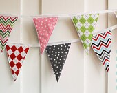 Custom Reversible Photo Prop Bunting Order for DANIELLE