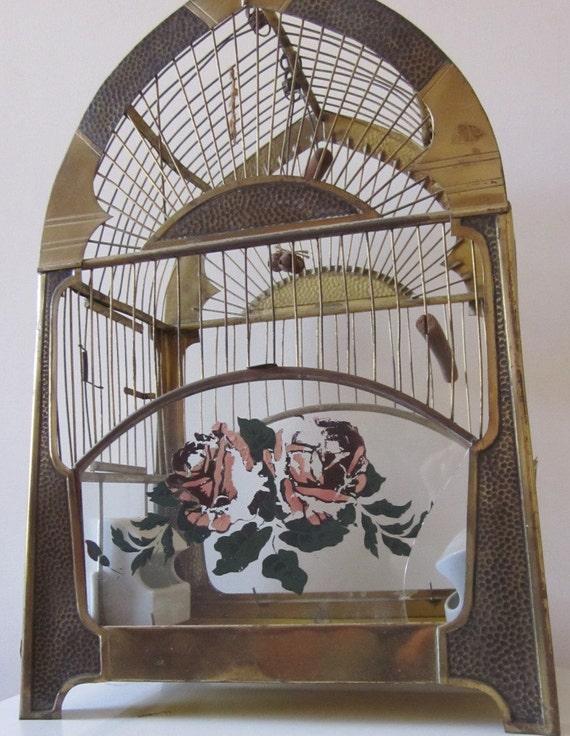 Fancy Victorian Birdcage