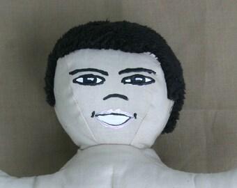 JACOB BLACK Hand Puppet