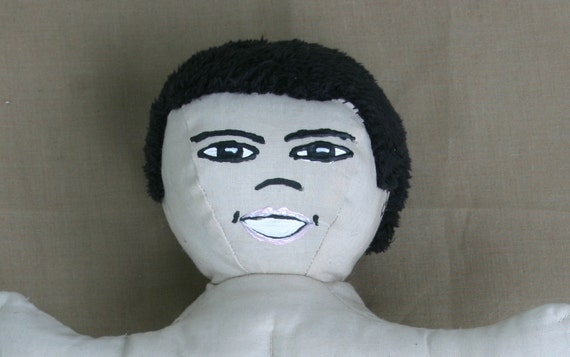JACOB BLACK Hand Puppet