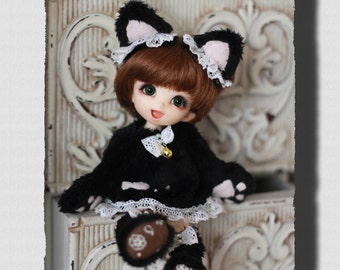 Cat Outfit For Lati Yellow or PukiFee