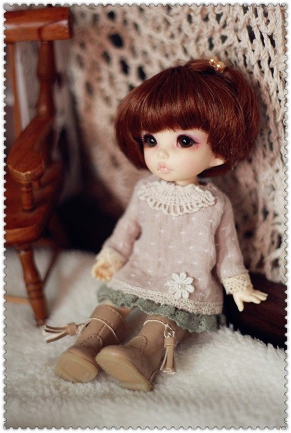 Dress for Pukifee or Lati Yellow  design by ChillyQi