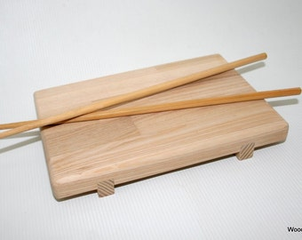 Wooden Sushi Plate