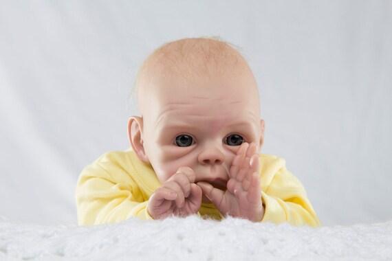 Liam Jace baby boy reborn