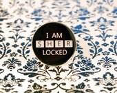 Sherlocked - BBC Sherlock Resin Ring