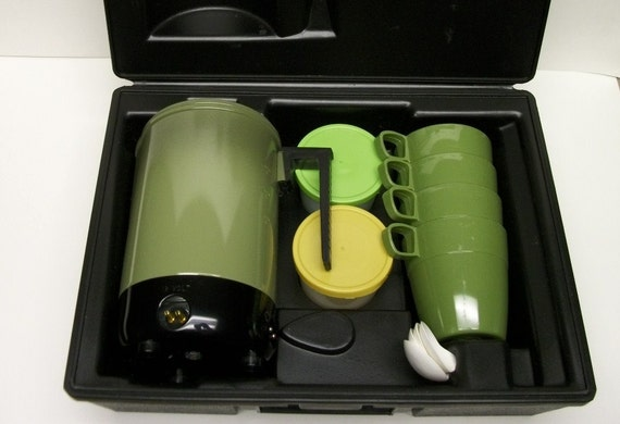 Travel Coffee Maker Kit : Kar N-Home Coffee Maker Travel Kit