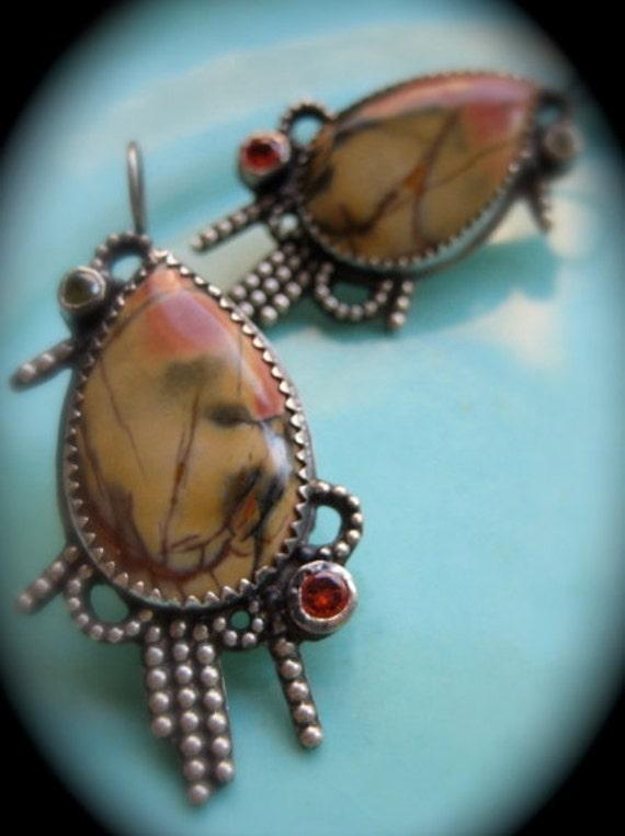 ON SALE: Cherry Creek Jasper Earrings