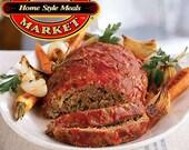 Boston Market Marvelous Meatloaf Recipe