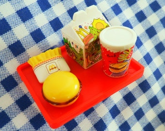 Food Rings - McDonald's Happy Meal