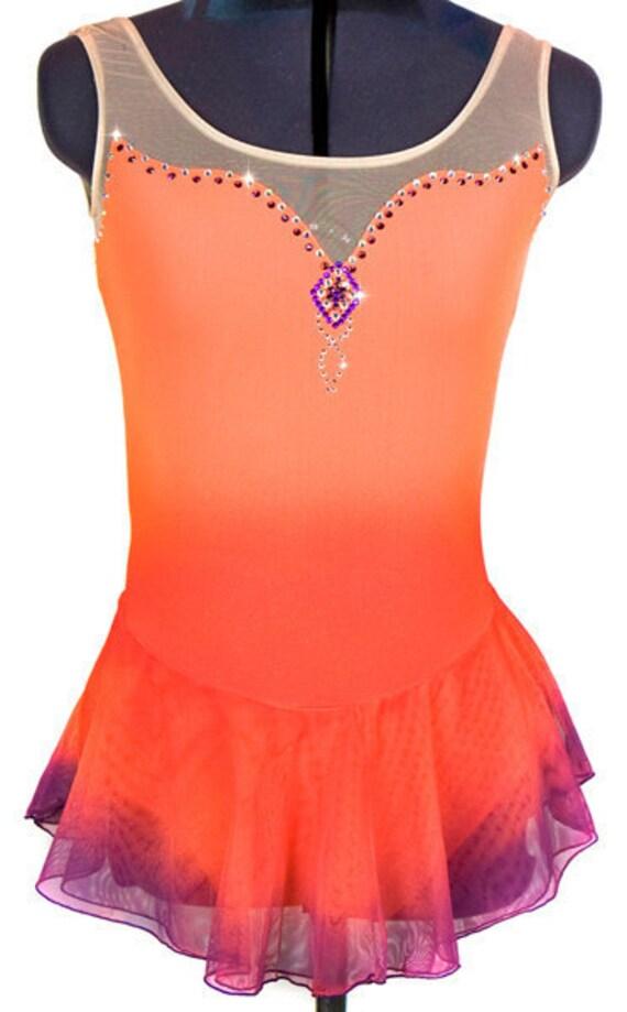 Reserved Custom Figure Skating Dress
