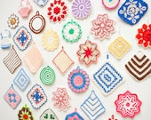 Collection of Handmade Crocheted potholders - RESERVED FOR CARRIE