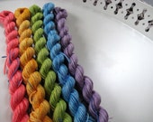 Mini Skeins - Rainbow