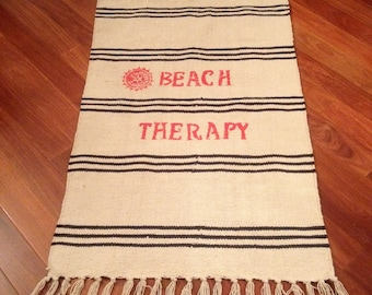 Beach Therapy Sand Mat