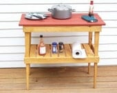 Fathers Day Special B.B.Q .TABLE By Hummel Creations