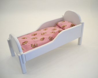 Popular items for baby doll cradle on etsy Wooden baby doll furniture