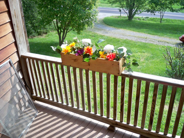 Indoor Window Planter Decorative Window Flower Box Wedding Center Piece Country