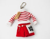Doll Clothing Accessory - Red
