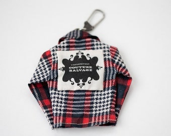 Doll Clothing Accessory - Plaid Jacket