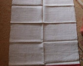 Clearance Sale 70%   Embroidered linen curtain