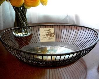 Gorham Silver Vintage Bowl/Basket