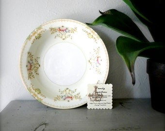 Hand Painted in Japan Bone China Bowl (Unknown mark)