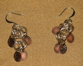 Chain Mail dangles - WildwoodBeadworks